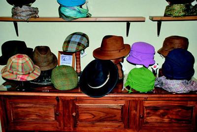 sombrería en Madrid Centro