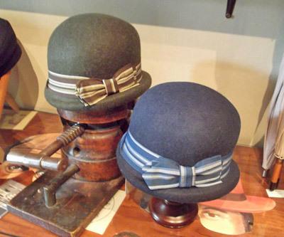 sombreros en Madrid