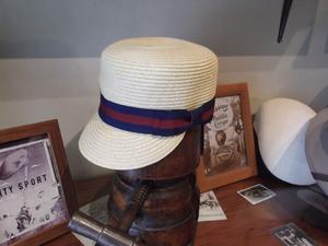 Gorra papel algodón
