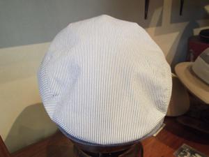 Gorra 100% algodón