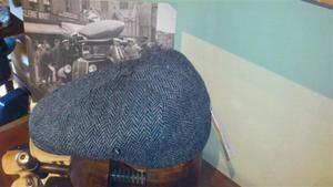 Gorra Boton Donegal Tweed 26relax-2594