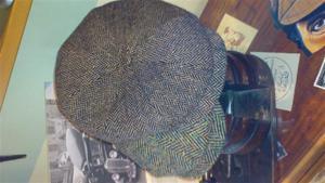 Gorra Boton Donegal Tweed modelo 201