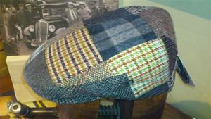 Gorrra Donegal Tweed Patch 8london-4611