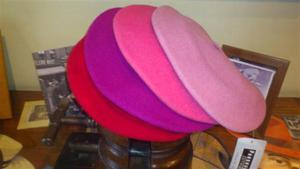 Boina lana impermeable (más de 15 colores diferentes)