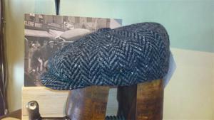 Gorra Boton Donegal Tweed 120relax-4854
