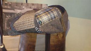 Gorra Boton Patch Donegal Tweed 20relax-4611