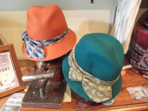 sombreros mujer de invierno