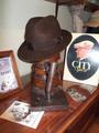 Sombrero en lana plegable
