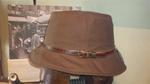 Sombrero Agua City Sport. Color Beige.