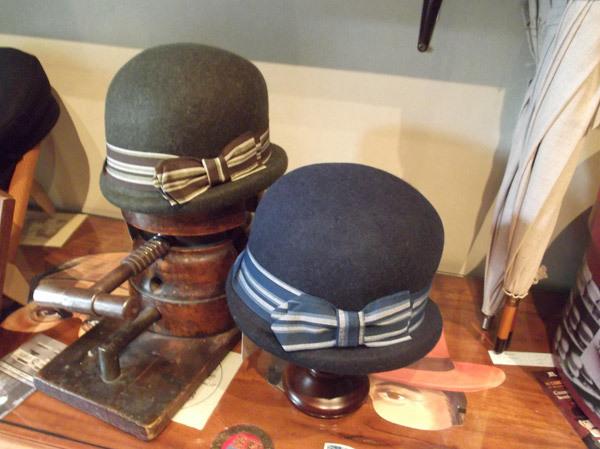 Sombreros en Madrid - Sombreros mujer invierno. Sombreros cloché  inspiración años 20 6f5946ea850